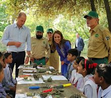 All the Gorgeous Architecture Prince William and Duchess Kate Visited in Pakistan