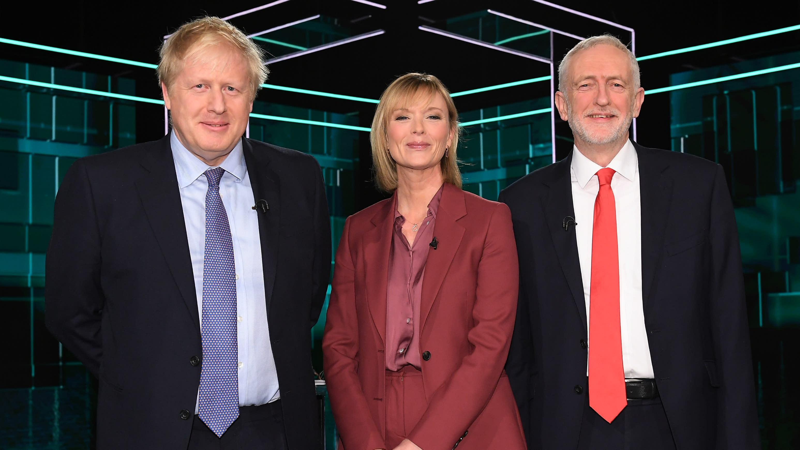 Corbyn dismisses Johnson's pledge to get Brexit done as 'nonsense'