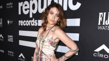 Paris Jackson walks her first red carpet after seeking treatment for emotional health