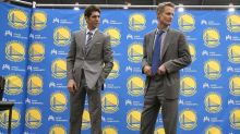 Warriors GM Bob Myers on the ailing Steve Kerr: 'At this point, he's not able to coach'