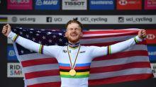 Trek suspends American rider over 'divisive' tweet