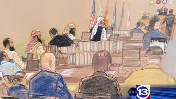 Sept. 11 defendants return to Gitmo hearings
