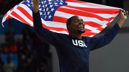 美國男籃狀況連連 KD樂觀拚衛冕:早早挨拳是好事