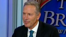 Howard Schultz on opposition to his potential presidential bid: Democrats need a little less caffeine