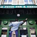 Paris cafes, restaurants partially reopen post-lockdown