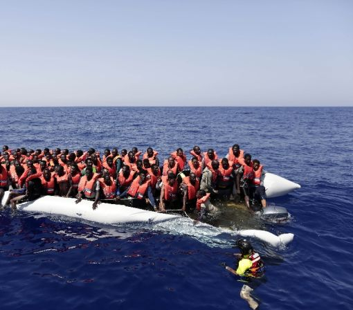 Some 6,500 migrants rescued off Libya: Italian coastguard