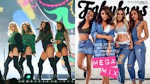 Las Little Mix avivan la polémica y posan medio desnudas para Fabulous