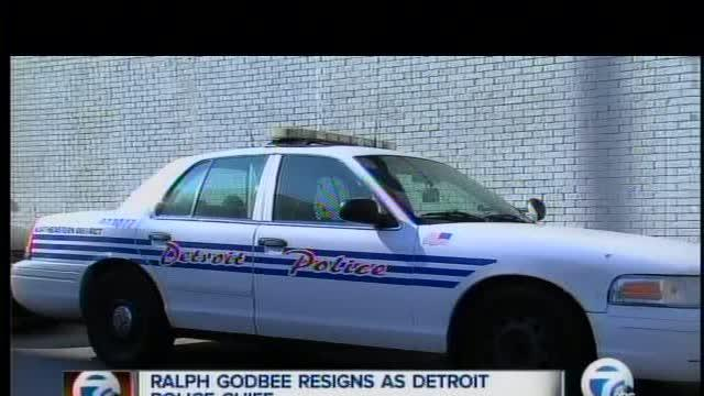 Chief Godbee retires amid alleged sex scandal