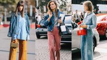 牛仔外套不只局限於休閒感,試試這 10 個配搭方法,你也可穿出超懾人的時尚氣場!