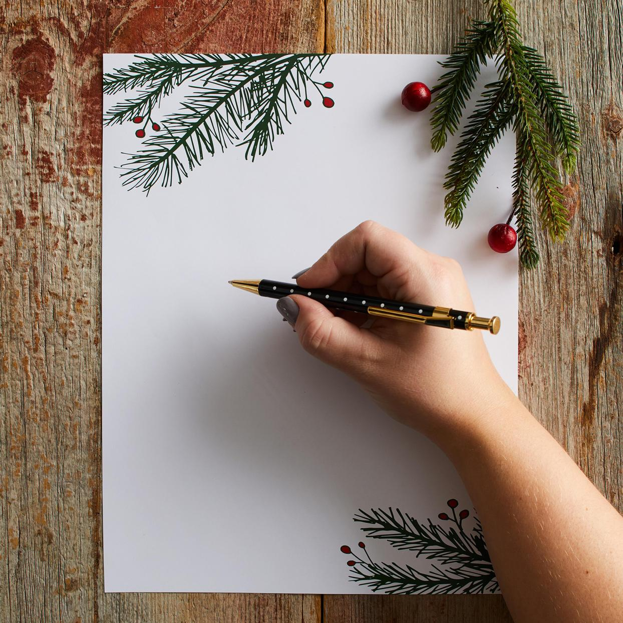 30 Free Christmas Letter Templates to Help You Send Holiday Cheer