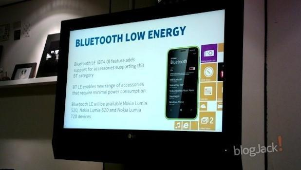 Bluetooth Low Energy coming to select Nokia Lumias via software update