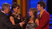 Dorothy Hamill Leaves 'DWTS'