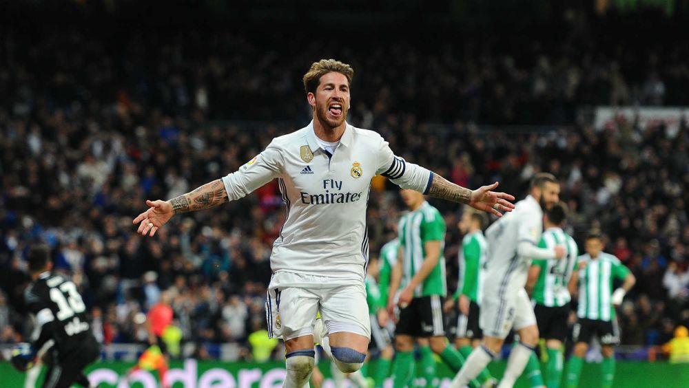 Real Madrid, Sergio Ramos mis au repos par Zidane