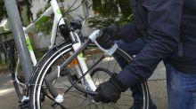 Kriminalität: Fahrraddieb geschnappt - diverse Haftbefehle bestanden