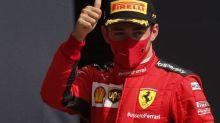 F1 - GP de Grande-Bretagne - Charles Leclerc, 3e à Silverstone: «Je bénéficie carrément des deux derniers tours de folie»