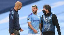 City - Guardiola confirme l'absence d'Aguero face à Madrid