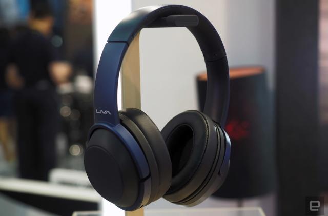 Liva headphones are a phone-free way to talk to Alexa