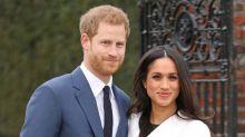 Meghan Markle and Prince Harry choose wedding cake