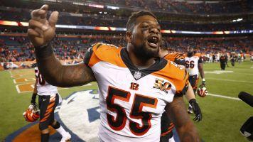 Report: Bengals cut controversial linebacker