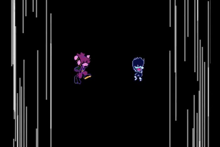 'Deltarune' chapter 2 arrives on September 17th for PC and Mac