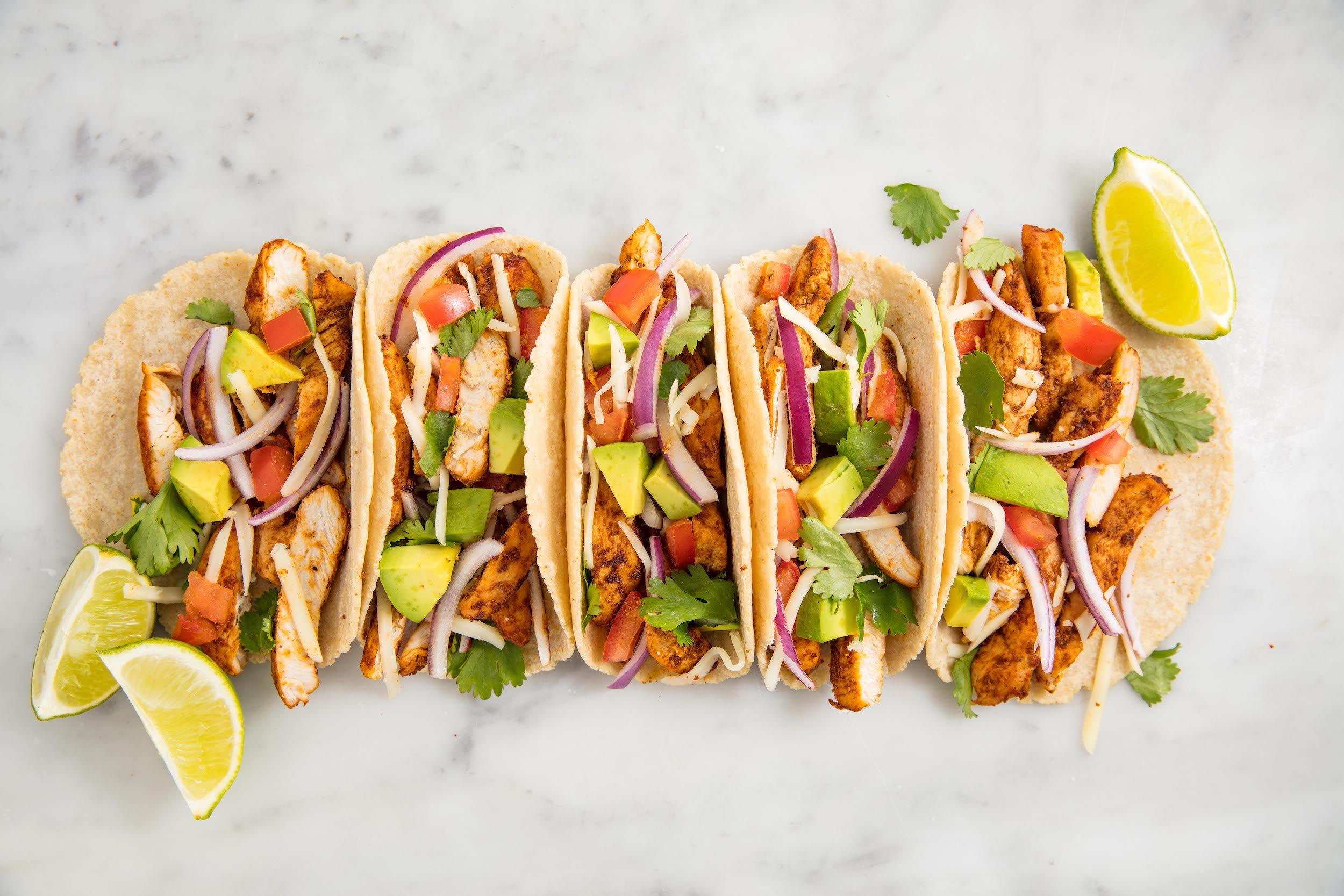 The 52 Most Delish Taco Recipes