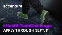 Accenture Seeks Emerging Innovators and Disruptors for Third Annual Accenture HealthTech Innovation Challenge