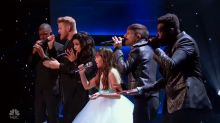 Pentatonix joins autistic girl for a beautiful performance of 'Hallelujah'
