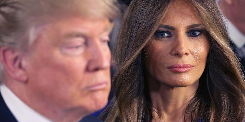Trump Melania Scheidung