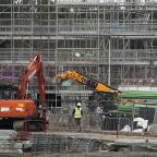 Coronavirus: 'Strong rebound' in UK construction but firms slash jobs