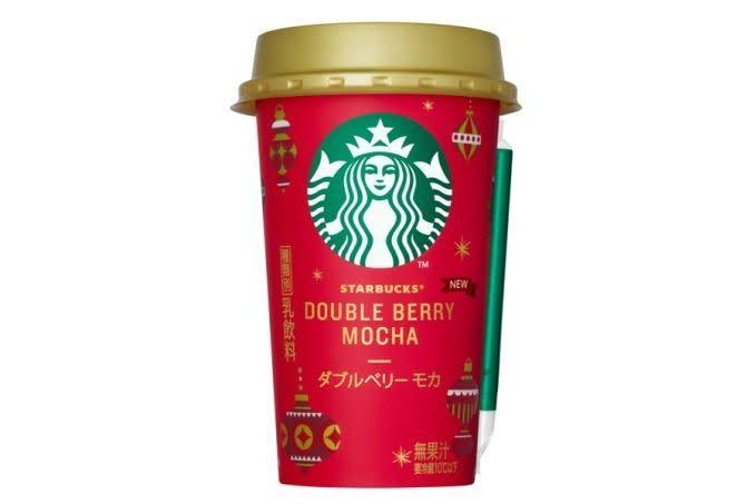 Starbucks日本星巴克 聖誕飲料