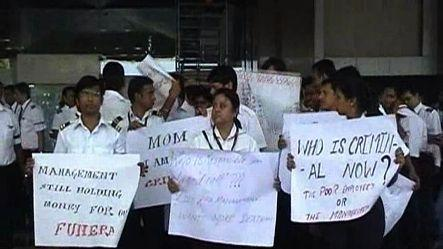 Trouble for KFA increases as staff protest in Mumbai