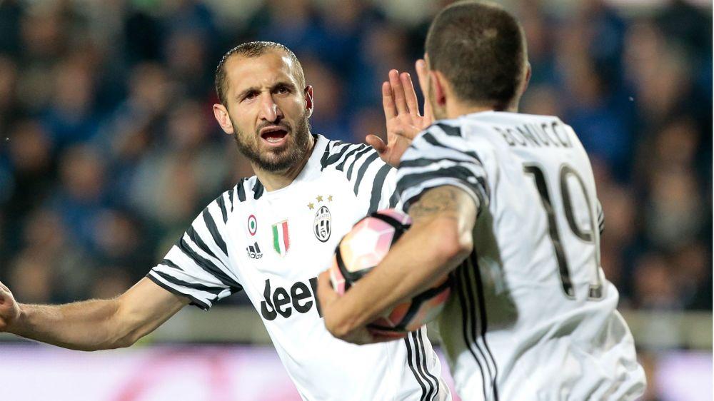Chiellini reaches Serie A milestone in Juventus clash against Atalanta
