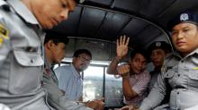 Jailed Reuters journalists to testify in Myanmar court