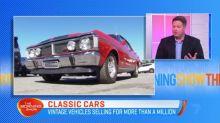 Classic Aussie cars