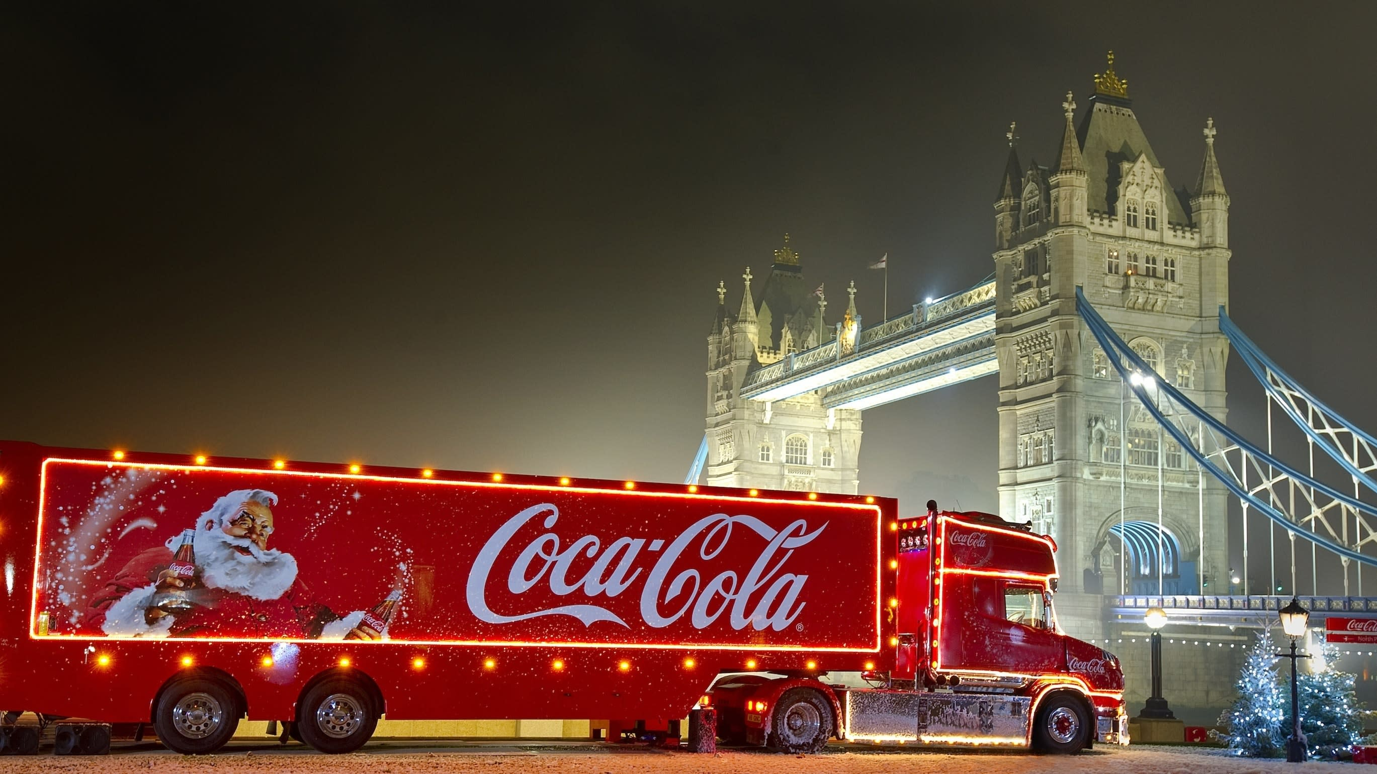 Coca-Cola Christmas truck tour cancelled for first time in a decade
