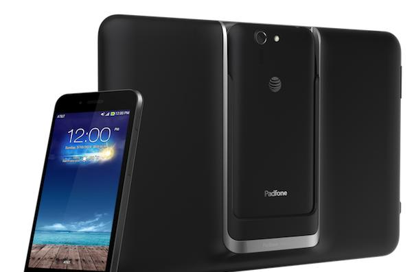 AT&T reveals Asus Padfone X specs, stays mum about pricing and release date