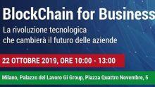"""""""Blockchain for business"""", il 22 convegno Aidr a Milano"""