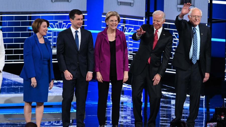 Debate updates: Harris says Trump got 'punked' by N. Korea