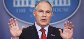 EPA cancels climate-change talk by its scientists
