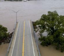 Texas floods: One dead after state of emergency declared over near-record downpour