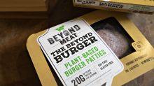 La carne fake causa furor en todas las 'bolsas': la de Wall Street y la del super