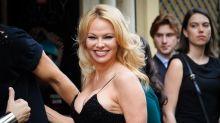 Pamela Anderson seemingly responds to ex Jon Peters's claim he paid $200K of her debt during 2-week marriage: 'Lies'