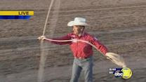 The Clovis Rodeo is full of western fun