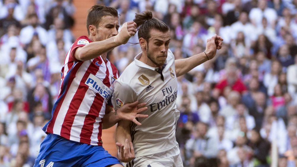 El Atlético de Madrid corrió diez kilometros más que el Real Madrid