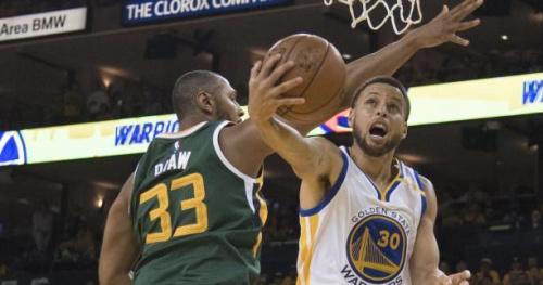 Basket - NBA - NBA : Golden State maîtrise Utah