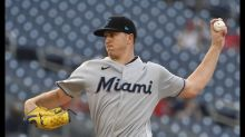 Marlins activate LHP Trevor Rogers (back) from IL
