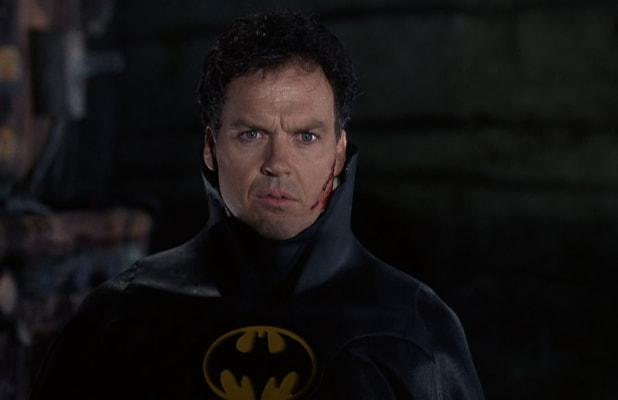 Yes, Michael Keaton Really Is Playing Batman in 'The Flash'