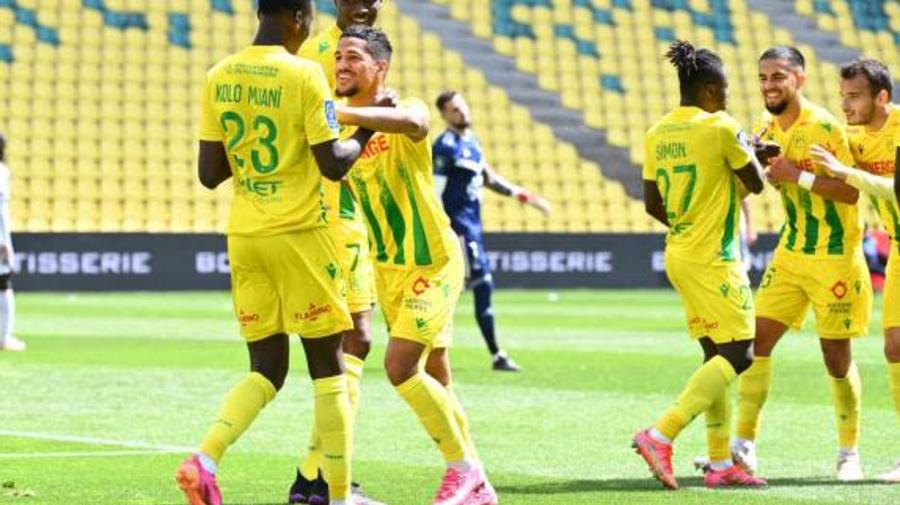 Foot - L1 - Nantes enchaîne et respire, Bordeaux retombe dans ses travers