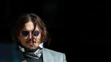 """Johnny Depp fue la víctima de la """"abusadora"""" Heard, según su abogado"""