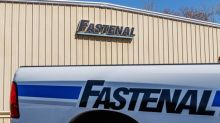 Fastenal (FAST) Stock Gains on Q3 Earnings and Sales Beat